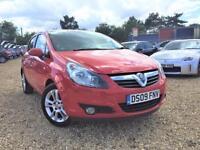 Vauxhall/Opel Corsa 1.2i 16v SXi*Fullservice history*Radio/CD*Alloy*Very clean*