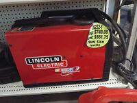LIncoln Electric MIG-PAK 180 Welder
