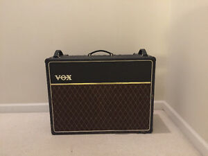 Vox AC30 6TB UK Made Reissue Alnico Blues