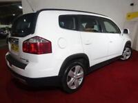 2012 61 CHEVROLET ORLANDO 2.0 LTZ VCDI 5D AUTO 163 BHP DIESEL