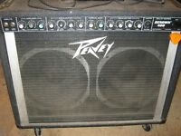 PEAVEY RENOWN 2x12 Vintage Amp Combo w/ + Footswitch