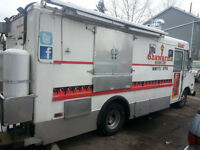food truck ,catering, kitchen ,small bussiness