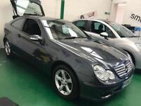 2006 Mercedes-Benz C Class 2.1 C200 CDI SE 2dr