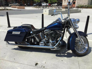 STOLEN SOFTAIL stolen in Rimbey seen in Red deer