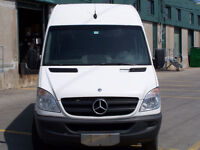 2011 MERCEDES-BENZ SPRINTER VAN HIGH ROOF EXTENDED