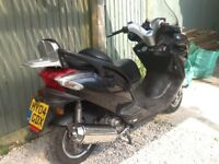 KYMCO GRAND DINK 250cc TOURING SCOOTER