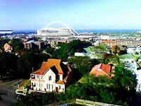 Your African Summer Home Awaits 5 min to Durban Beach: Lock up & Go Second Home or Vacation Rental