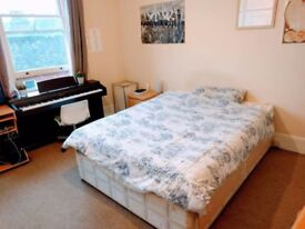 HUGE sunny double room with plenty of storage in West Hampstead