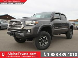 2016 Toyota Tacoma TRD Sport  Lifted - Rigid Lightbar - Manual T