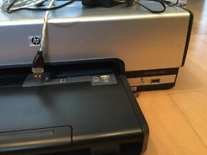 Great condition HP Deskjet 6940 printer with new ink and cables Kitchener / Waterloo Kitchener Area image 3