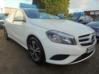 2013 63 MERCEDES-BENZ A CLASS 1.5 A180 CDI BLUEEFFICIENCY SE 5DR 109 BHP FINANCE
