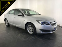 2014 VAUXHALL INSIGNIA DESIGN CDTI ECO 1 OWNER VAUXHALL SERVICE HISTORY FINANCE