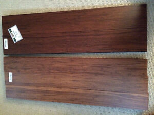 BRUSHED STRAND WOVEN WALNUT CLICK BAMBOO FLOORING