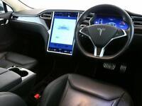 2015 Tesla Model S E P85D CVT 4dr (nav)