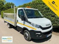 Iveco Daily 2.3 TD 3v 35C 3750 RWD LWB 14ft Dropside With Tail Lift