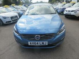2014 Volvo S60 2.0 D4 Business Edition 4dr (start/stop)
