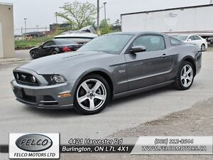 2013 Ford Mustang GT PREMIUM - GLASS ROOF - 19in ALLOYS
