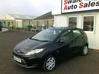 2010 FORD FIESTA ZETEC 1.4L AUTO ONLY 23,964 MILES, FULL **FORD** SERVICEHISTORY