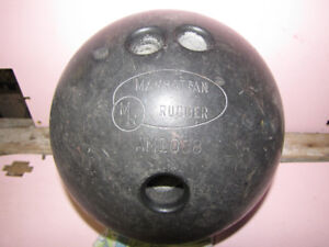 Bowling balls 10 pin and 5 pin