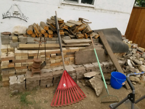 LOTS OF BRICKS FOR SALE