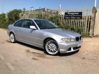 BMW 318 Ci SE 2.0 - 141 BHP 3dr COUPE - 112K MILES - MANUAL