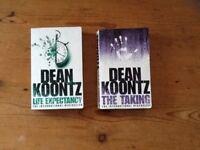 Dean Koontz; Life Expectancy, The Taking
