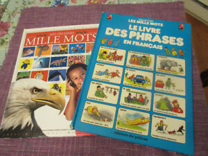 2 Beginner French Books - Great condition