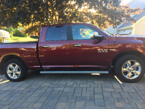 2017 Dodge ram 1500 - Big Horn Crew Cab
