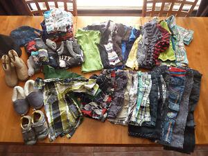 Lot de vêtements pour garçon 2-3 ans (+ de 40 morceaux)
