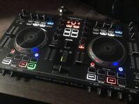 Denon MC4000 DJ Controller & Case
