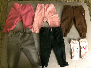Baby girls clothing lot - Gymboree, Carters, Joe
