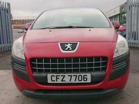 image for 2010 Peugeot 3008 1.6 HDi Active 5dr HATCHBACK Diesel Manual