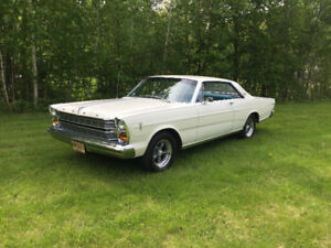 1966 Ford Galaxie 500 100% Factory Original Paint
