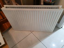 White double radiator 900 x 600 mm