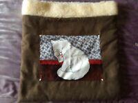 Cat snuggle sacks x 3 handmade
