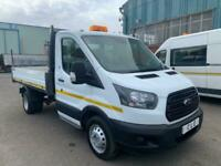 2017 Ford Transit 350 L2 SINGLE CAB ONE STOP TIPPER 130ps