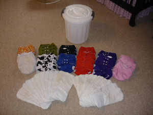 Buns Up Baby Reusable Diapers