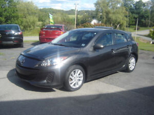 2012 MAZDA 3 GS HATCHBACK