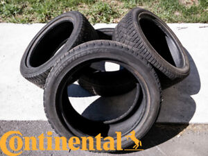 Pneus Hiver 225/45/17 Continental EXTREMEWinterContact