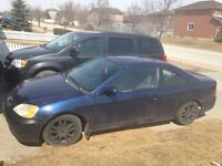 01 civic si 2 door