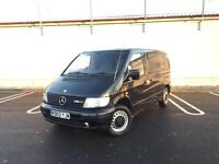 Mercedes-Benz Vito 2.2TD 108CDi - Very Clean Van - Only Done 94k - NO VAT