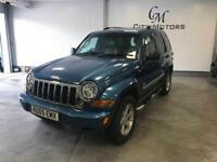 2005 JEEP CHEROKEE 2.8 CRD Limited 5dr
