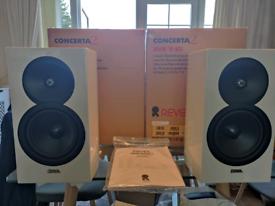 Revel concerta 2 speakers