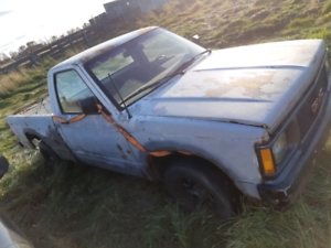** 92 CHEVY S10 PARTS OR PROJECT TRADES **