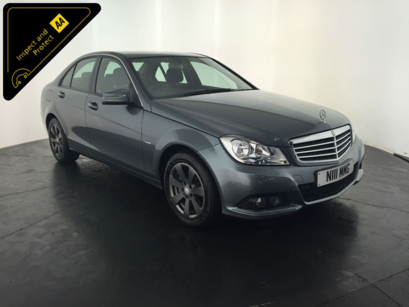2011 61 MERCEDES-BENZ C220 SE EDITION CDI AUTO SERVICE HISTORY FINANCE PX