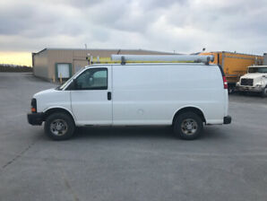 2007 Chev Express 2500 For Sale