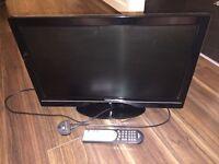 Toshiba 22inch flatscreen TV/DVD Combo