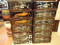1/18 DIECAST MINICHAMPS F1 COLLECTION FOR SALE NEW IN BOX City of Montréal Greater Montréal Preview