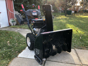 Souffleuse / Snowblower Craftsman 2014 357cc 28in.