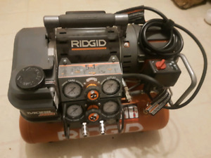 New Ridged 5in1 air compressor